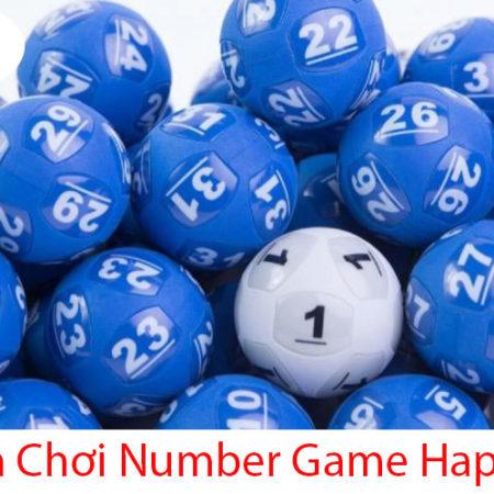 Hướng dẫn cách chơi Number game Happy 5 Tại nhà cái M88