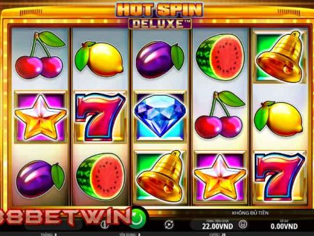 Hot Spin Deluxe – Slot Game hot nhất tại M88