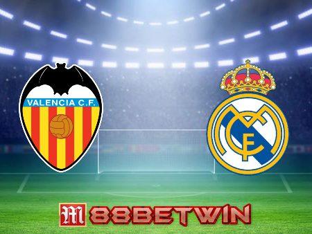 Soi kèo nhà cái M88, nhận định Valencia vs Real Madrid – 02h00 – 20/09/2021