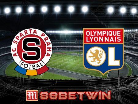 Soi kèo nhà cái M88, nhận định Sparta Prague vs Olympique Lyon – 02h00 – 22/10/2021