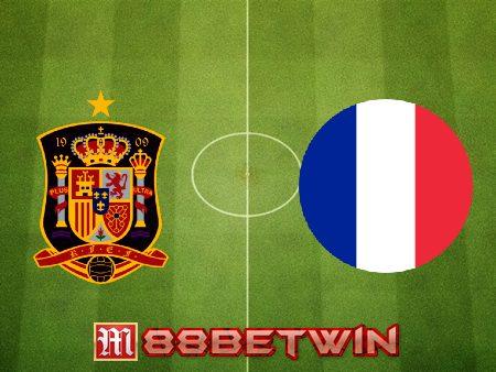 Soi kèo nhà cái M88, nhận định Tây Ban Nha vs Pháp – 01h45 – 11/10/2021